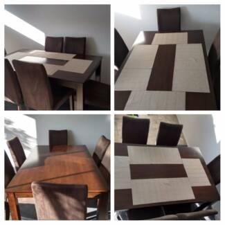 Great package Bed+lounge+TVunit+Dining Table+Fridge+Washer+Desk+.