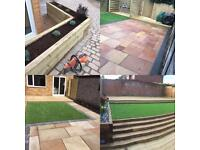 Fencing-decking-block paving-groundworks-turfing-driveways-landscaping