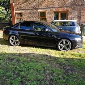 Audi a4 sline 2.0 tdi