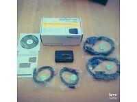 STARTEC 2 PORT USB/KVM SWITCH KIT