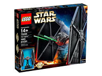 LEGO Star Wars UCS Tie Fighter BNIB 75095