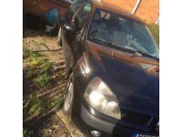 Renault Clio 1.2 good first car 375 nearest offer