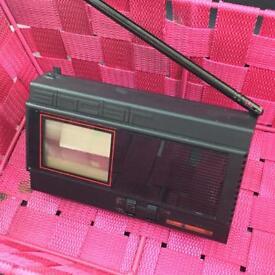 Sinclair pocket television - Retro collectors item