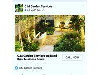 C.M GARDEN SERVICES