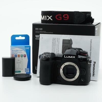Panasonic Lumix DC-G9 Mirrorless Micro 4/3 Digital Camera