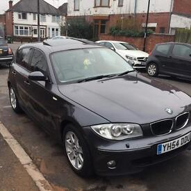 BMW 1-Series 118i 54 plate Top Spec