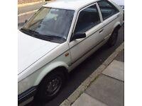 323 Mazda 1.3 White mint condition
