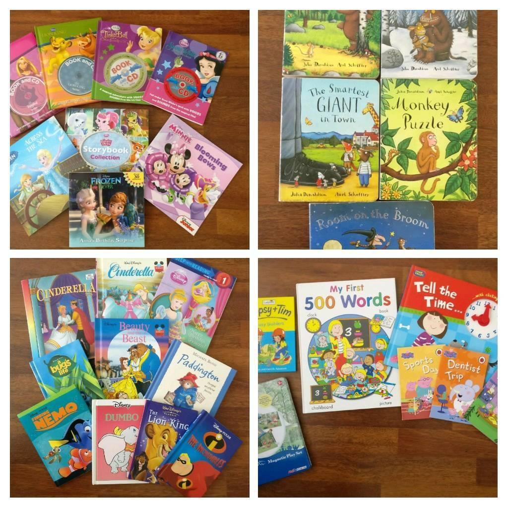 Job Lot of 100+ Children's Books