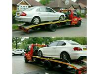 Breakdown Towing-Recovery&Transportation Service 24-7 jump start, tyre change etc*Scrap Cars Wanted*