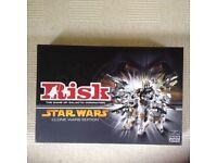 Risk board game - Star Wars - clone wars limited edition