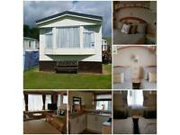 3 bed caravan to let