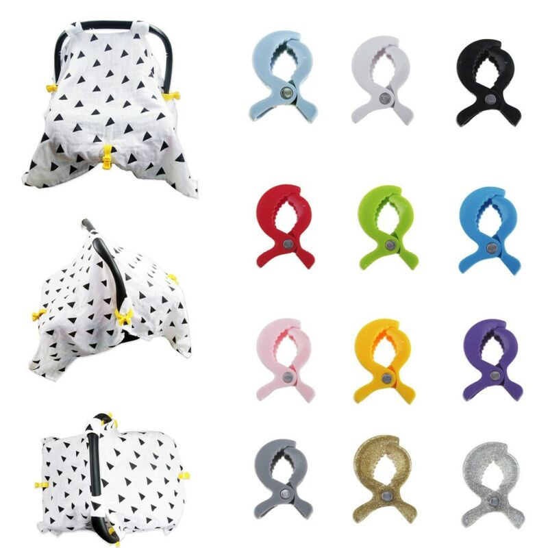 Kid Stroller Accessories Stroller Cover Clip Blanket Toy Win
