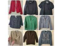 Ladys lovely 10/12 jackets