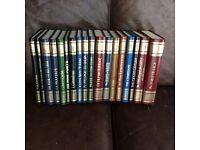 Arious books, all £1 each