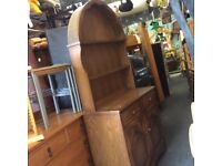 ***REDUCED*** Welsh dresser with arched top