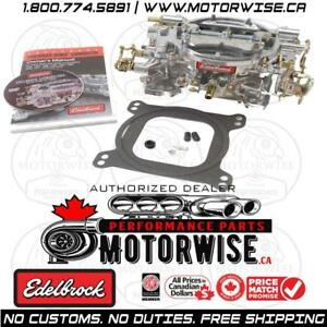 Edelbrock Performer Series Manual Choke Carburetor 1405 | 600 cfm | Shop & Order Online at www.motorwise.ca