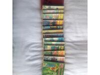 Vintage Famous Five books