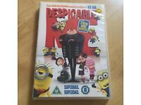 Despicable Me DVD
