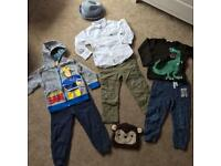 Boys clothes 2-3 Y