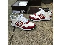 Gucci runner trainers size 3/36