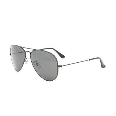 Ray Ban Unisex Sonnenbrille Fliegerbrille UV3 Schutz Metall Pilotenbrille