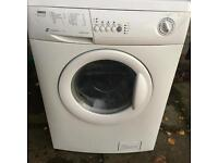 ZANUSSI WASHING MACHINE 7kg LOAD 1200 SPIN EX CON AND FULL WORKING ORDER £75