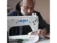 ApparelTASKER - Tech Packs, Pattern Maker, Sample Machinist, Garment Technologist