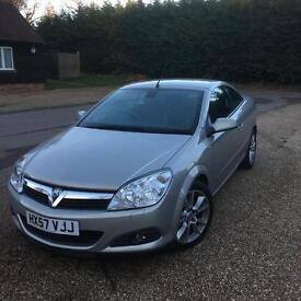 2007 Vauxhall Astra 1.8 Design Twin Top Convertible