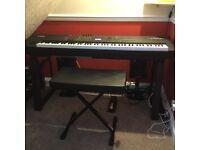 Yamaha music synthesiser