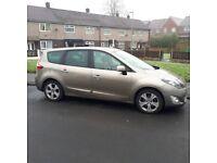 Renault, GRAND SCENIC, MPV, 2011, Manual, 1.5 dci 12-months MOT good runner(cc), 5 doors