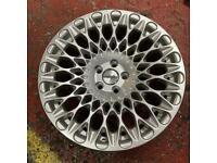 "1 Single Spare Cast13 RB2 Alloy Wheel Refurbished 8x17"" 5x100 VW"