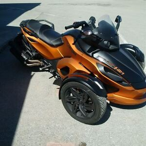 2013 Can-Am Spyder RS-S SE5 -
