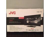"JVC LT-32C650 Smart 32"" LED TV"
