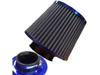 New k&n style clone air filter, with all exstensions