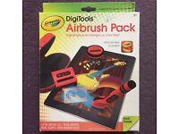 iPad digitool airbrush pack