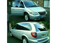 Chrysler grand voyager 2.8 crd Stow & go diesel automatic