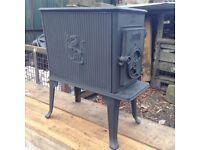 Jotul f602 n wood burning stove