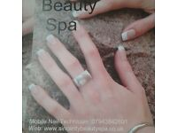 Shellac manicure and Pedicure £35