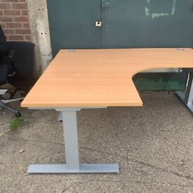 Height Adjustable Electric Desk