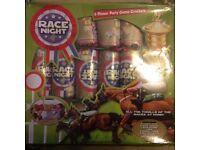 Race night crackers