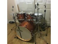 Fully Refurbished Mapex Horizon Drum Kit ~Free Local Delivery~