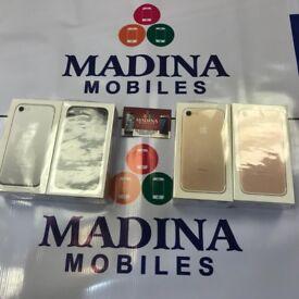 apple iphone 7 128gb ee virgin tmobile orange asda mobile brand new sealed 12 months apple warranty