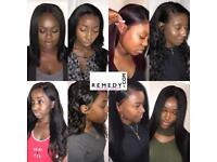 Frontal Weave SALE £55!! (Afro Caribbean & European Hairstylist)