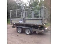 WANTED cage sides for t105 trailer