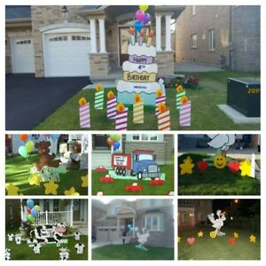 Lawn Birthday Find or Advertise Entertainment Event Services in