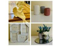 Small bundle of home accessories, all for £17