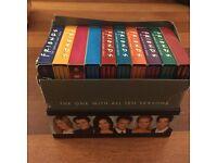 Friends 10series dvd set