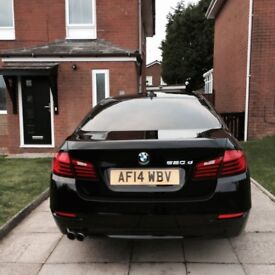 2014 BMW 520D SE AUTOMATIC DIESEL SALOON FULL SERVICE HISTORY