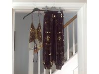 Belly dance costume - age 5 - 6 years