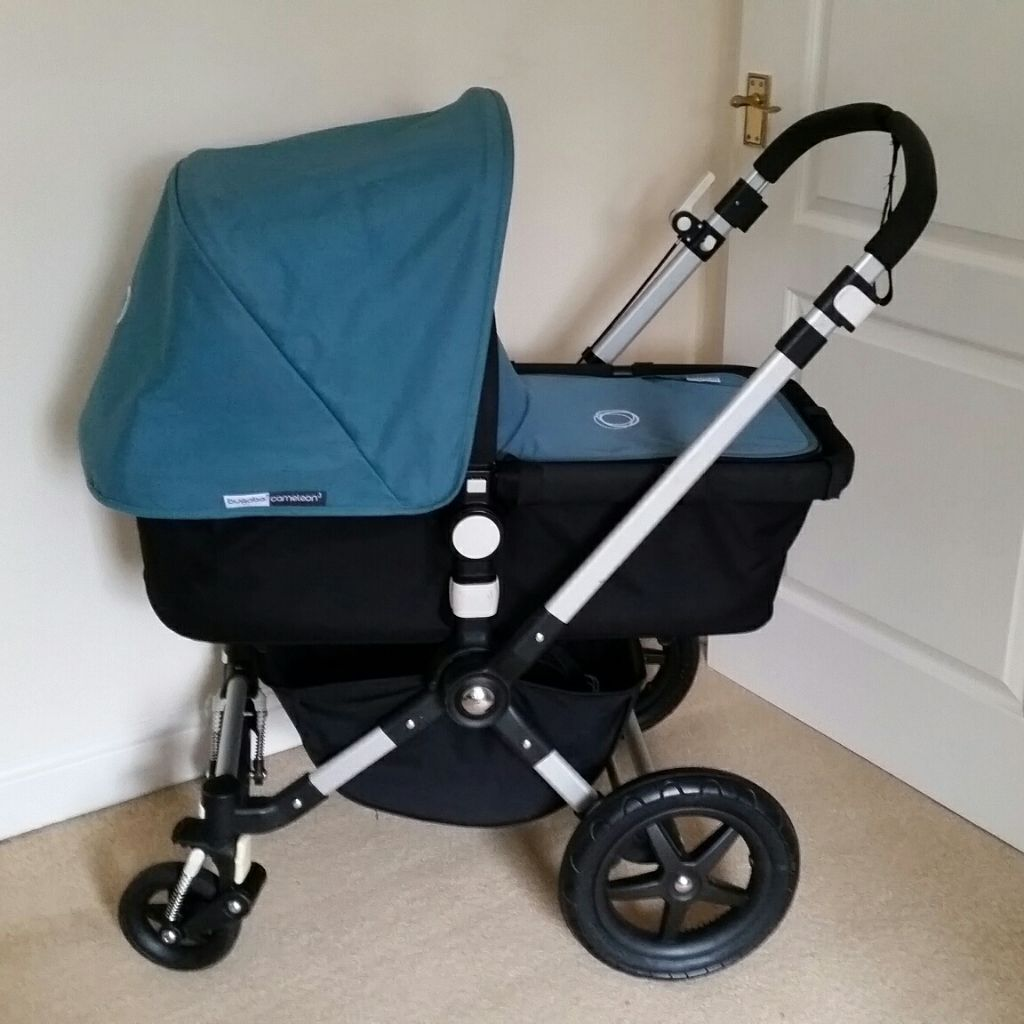 Bugaboo Cameleon 3 Petrol Blue In Tividale West